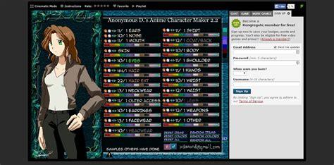 Anime character maker 2 2 play free dress up flash games jpg 1349x667